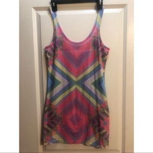 Billabong colorful cotton dress